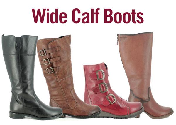 Wide Calf Boots | The Best Knee High