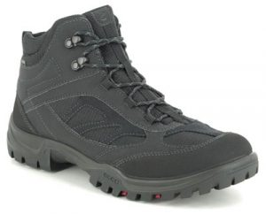 Mens Shoes for Back Pain ECCO Xped 3 Mid Gore