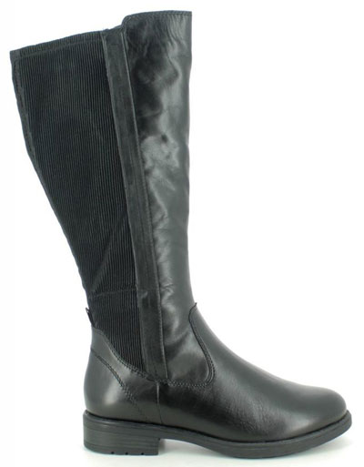 Jana Bucharest Wide Calf Knee High Boots