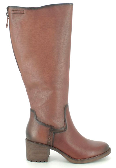 Tamaris Katelyn Tan Knee High Boots