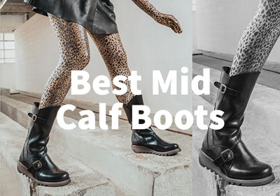Footwear Trends Guide Best Mid Calf Boots