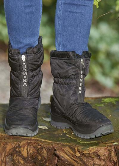Mid Calf Boots Romika Alaska 118 Tex