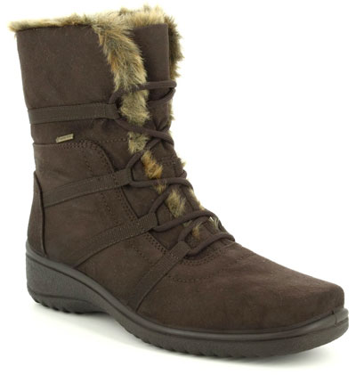 Mid Calf Boots Ara Munich Boot Gore Tex