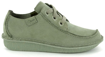 Clarks Funny Dream Sage Green
