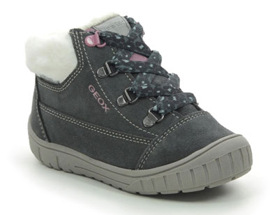 Geox Baby Omar Tex waterproof boots for infant girls