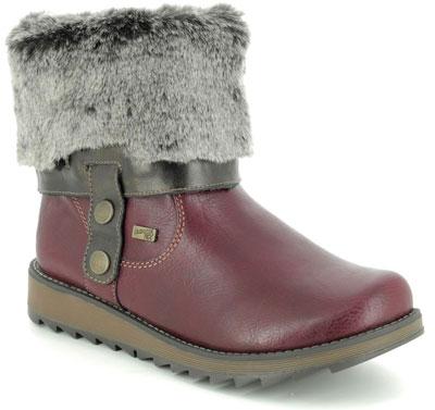 Mid Calf Boots Remonte Astriturn Tex
