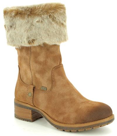 Mid Calf Boots Rieker Newlong Tex