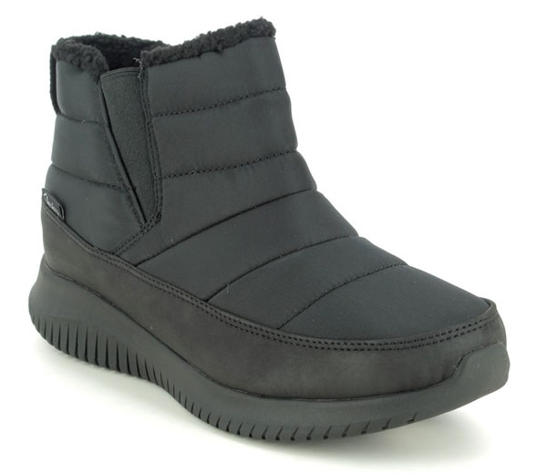 Skechers Ultra Flex Shawty Winter Boots