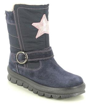 Superfit Flavia Star GTX Waterproof girls boots
