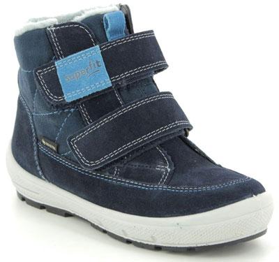 Boys Waterproof Boots Superfit Groovy Gore Tex