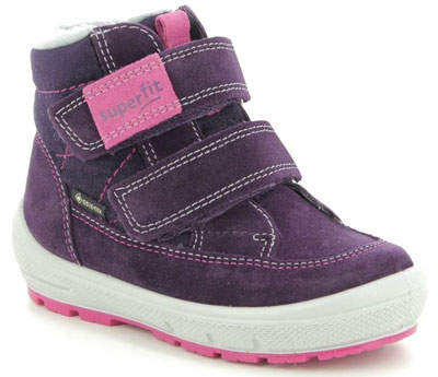 Girls Waterproof Boots Superfit Groovy Gore Tex
