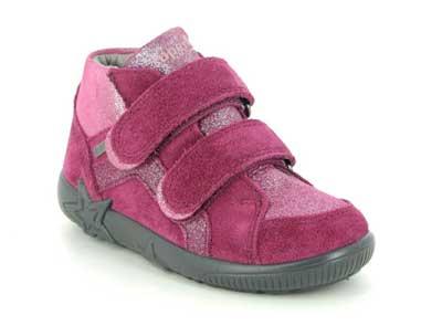 Girls Superfit Starlight GTX Waterproof Boots for infants