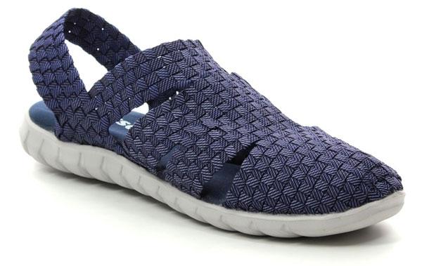 Adesso Billie Navy Waterproof Sandals