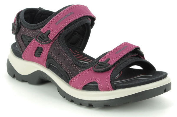 ECCO Offroad Lady Walking Sandals with Arch Support