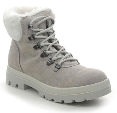 IMAC Rocky Tex 05 Light Grey Nubuck Leather Waterproof Boots