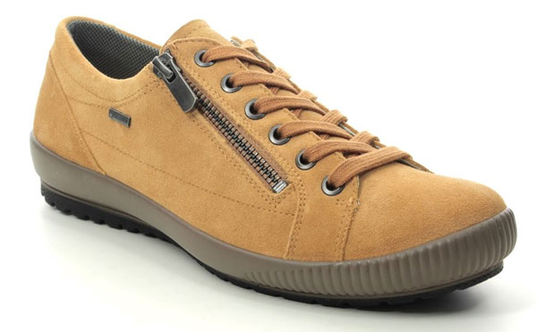 Legero Tanaro Zip GTX Waterproof shoes for Fallen Arches