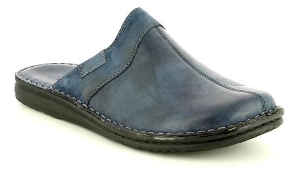 Walk in the City Men's Slippers for Diabetics