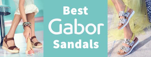 Best Gabor Sandals