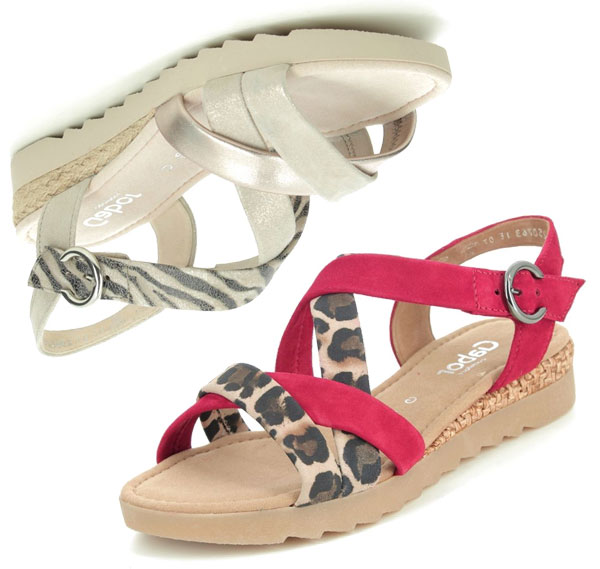 Gabor Elixir Sandals