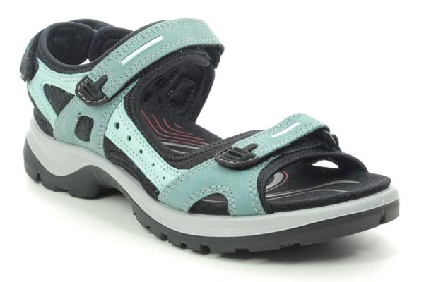 ECCO Offroad Lady Women's Leather Walking Sandals