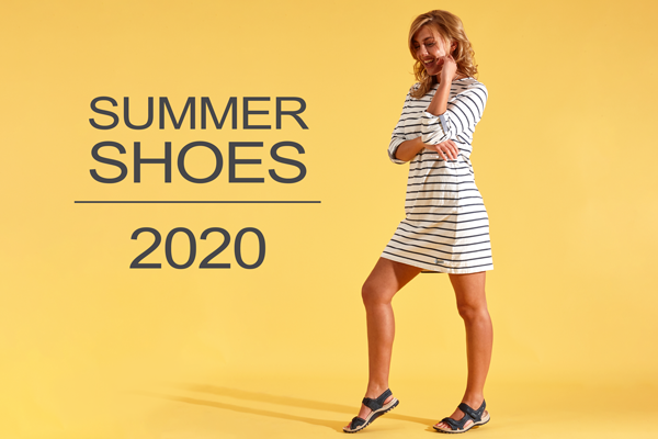 Summer Shoes for 2020