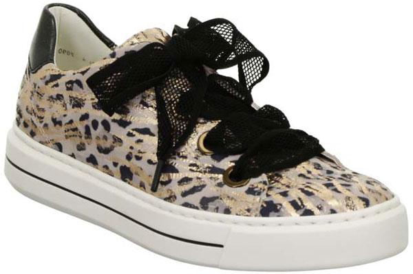 Ara Courtyard Leopard Print Trainers Summer Shoe Trends