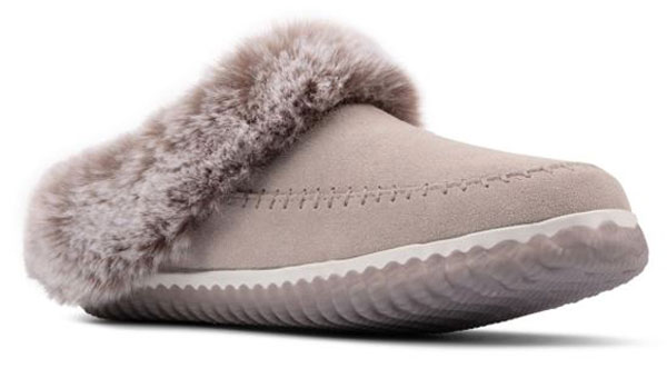 Clarks Home2 Soft Slippers for Pregnancy
