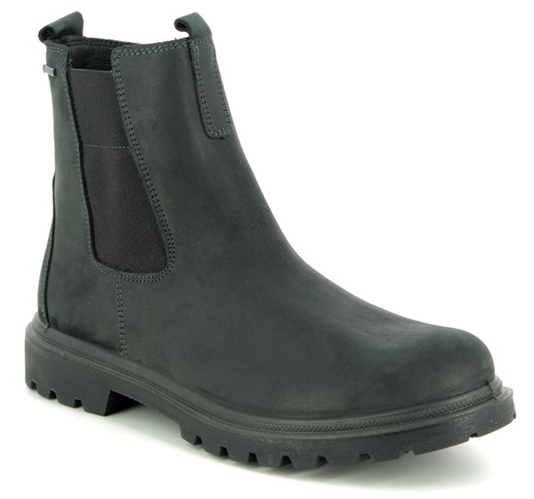 Legero Monta Gore Tex Black Chelsea Boots for Pregnancy