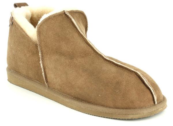 Shepherds of sweden Anton men's slipper boots