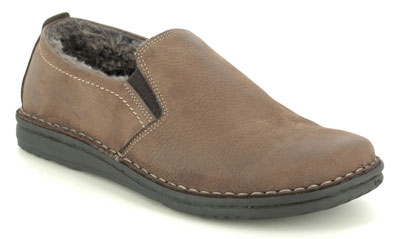 Men's House Shoes Slippers for Back Pain
