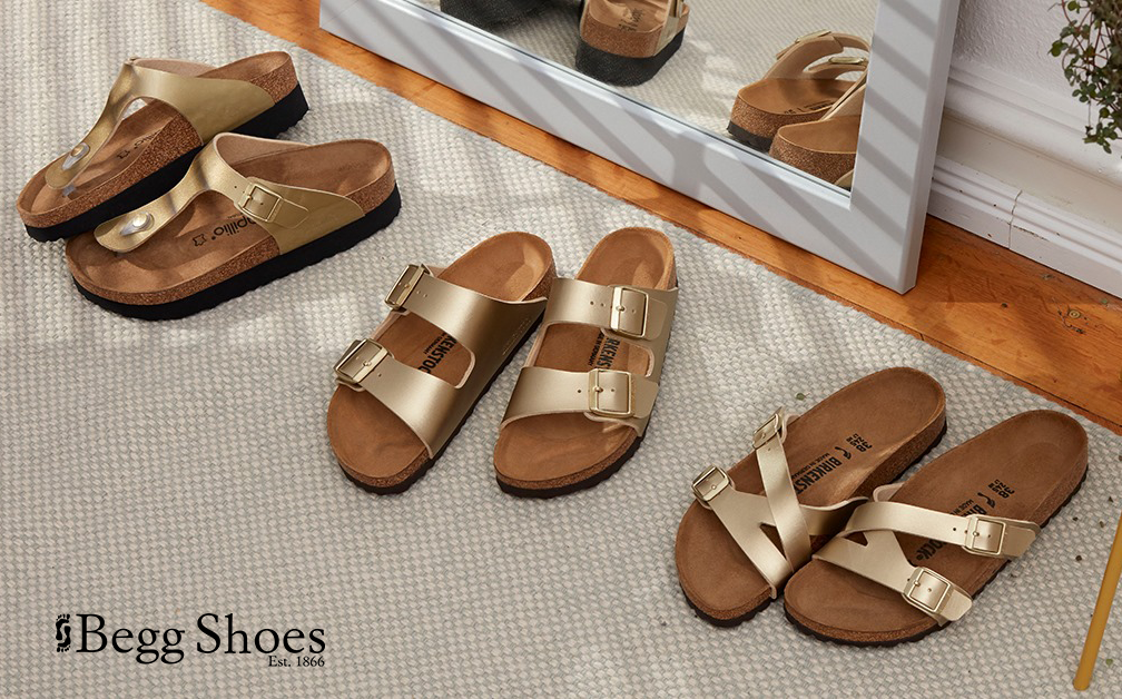 Birkenstock Fitting Guide - Everything