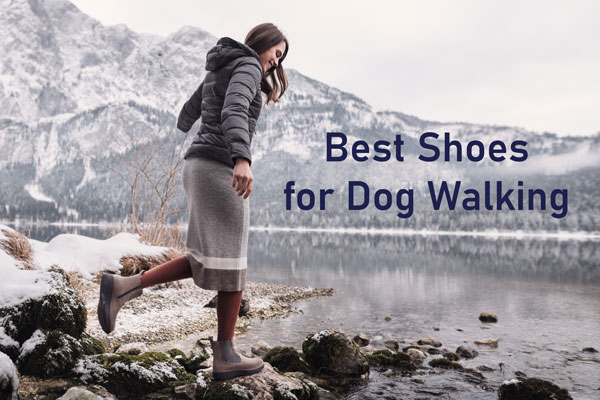 Best Shoes for Dog Walking