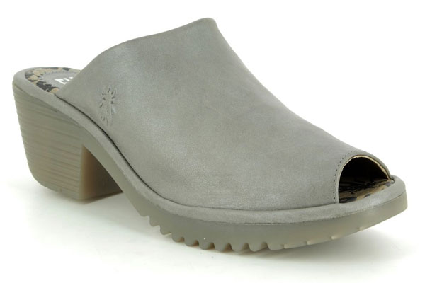 Fly London Wony Slide Sandals for Bunions