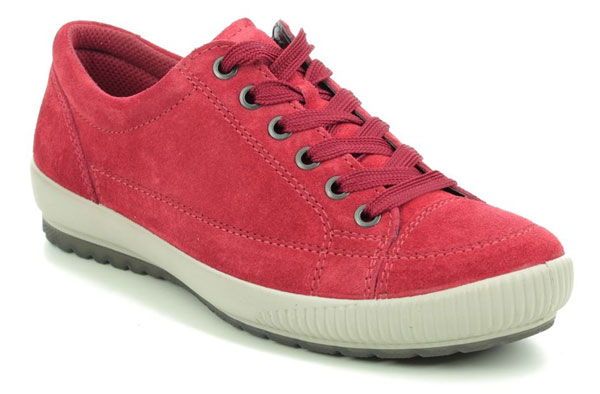 Legero Tanaro Stitch Lacing Shoes for Dog Walking