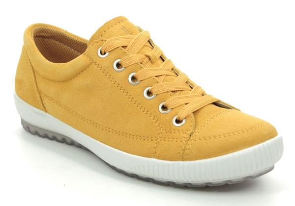 Legero Tanaro Stitch 2 Yellow Comfort Lacing Shoes