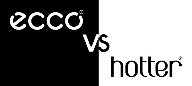 Ecco vs Hotter