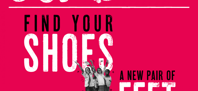 Toe To Toe - Shoe Donation