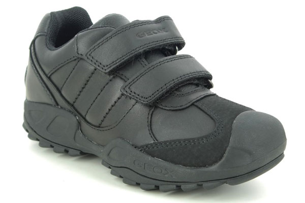Geox Savage Boys School Shoes