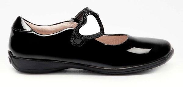 Lelli Kelly Colourissima Girls School Shoes
