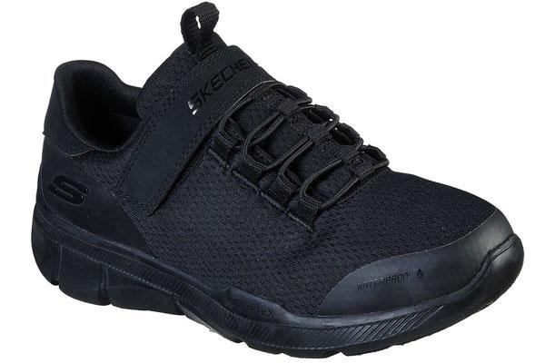 Skechers Aquablast Tex Boys School Shoes