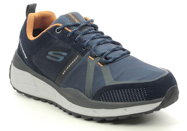 Skechers Equal Trail Tex Waterproof Trainers
