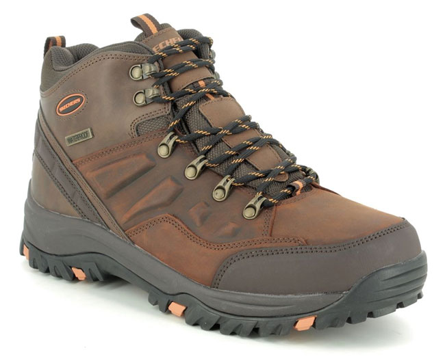 Skechers Relment Traven Men's Walking Boots