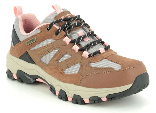 Skechers Selment West Waterproof Walking Shoes
