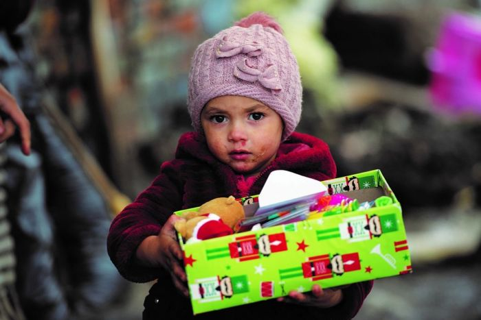 Blythswood Shoe Box Appeal