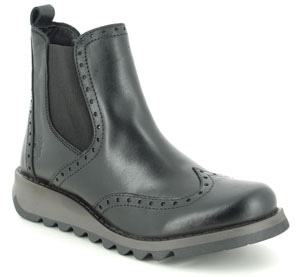 Fly London Sono Chelsea Boots Shoes for Sweaty Smelly Feet