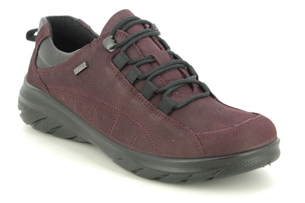 Alpina Leather Waterproof Lacing Shoes