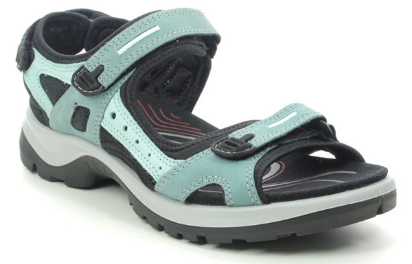 ECCO Offroad Lady Walking Sandals for Back Pain