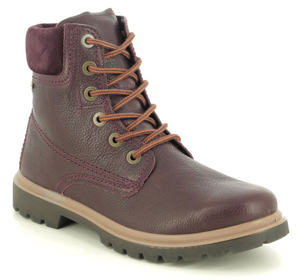 Legero Monta Lace Gore Tex Boots for Back Pain