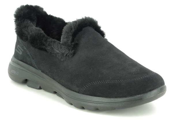 Skechers Go Walk Slippers for Back Pain