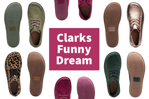 Clarks Funny Dream